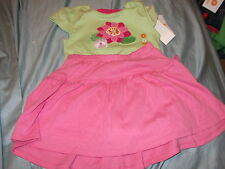 NWT Gymboree Strawberry Sweetheart/ Island Lily  outfit bbb you choose the size