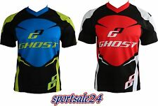 GHOST All Mountain Maillot Freeride Jersey Courte 2014 Nouveau