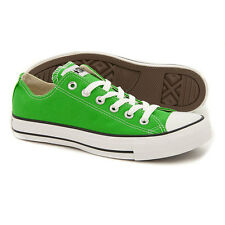 Mens Converse All Star Chuck Taylor Low Top Sneakers New Classic Green 130119F