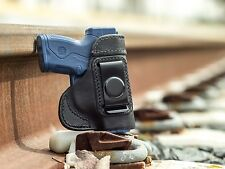 Beretta Nano 9mm | Genuine Leather IWB Conceal Carry Gun Holster. Made in USA