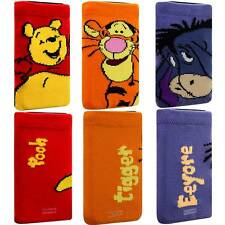 DiSNEY SOCK CASE COVER POUCH SKIN SLEEVE FOR APPLE SAMSUNG NOKiA HTC SONY LG