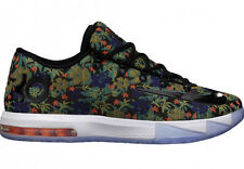 NIKE KD VI 6 KEVIN DURANT EXT QS FLORAL GREEN FLOWER 652120 900 AUNT PEARL DS