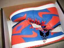 Nike Air Jordan 1 i one Retro High OG Blue Orange NYC Knicks AJ1 Big Apple melo