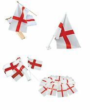 ENGLAND ST GEORGE FLAG BOUNTING FANCY DRESS PARTY DECORATIONS
