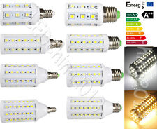 E14 E27 5W 8W 9W 12W 15W SMD LED Screw Corn Light Warm Cool White Bulb Lamp