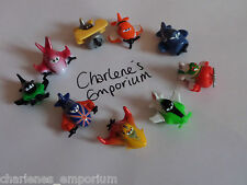 Disney PLANES Micro Drifters Supercharged Dusty Ishani Rochelle Cars Bravo Hecto