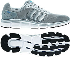 Men's Adidas ClimaCool CC Ride Silver Athletic Train Running Shoes D66790 S 9-13