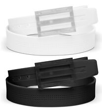 BN 2014 Adidas Silicone Golf Belt Cut to Size Black or White