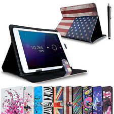 "Universal 7 "" 8"" 9 "" 9,7"" 10.1 "" ""pelle PU Wallet Tablet Cover Stand Folio"
