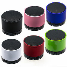 Bluetooth Wireless Mini Portable Stereo Speakers F. Iphone Pad MP3 Rechargeable