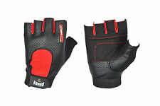 WEIGHT LIFTING PADDED  GLOVES FITNESS EXERCISE TRAINING CYCLING GYM