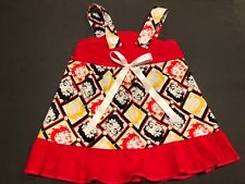 Betty Boop Baby Infant Toddler Girls Dress * You Pick Size *