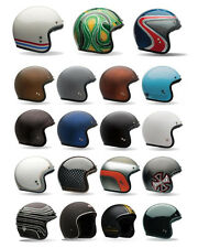 *Ships Within 24 Hrs* 2014 Bell Custom 500 Open Face Motorcycle Helmet