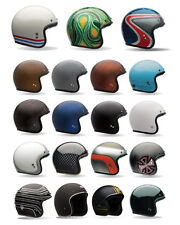 *Ships Within 24 Hrs* Bell Custom 500 Open Face Motorcycle Helmet