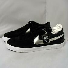 US size  Nike Supreme Zoom Bruin SB World Famous 2009 dunk low '09 black white 3