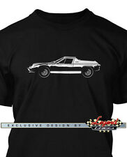 Lotus Europa Sports Car T-Shirt - Multiple colors - All Sizes
