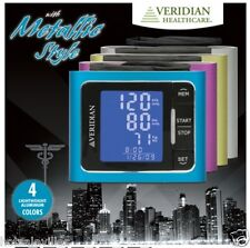 Veridian Healthcare® Wrist Blood Pressure Monitor, Clinically Accurate