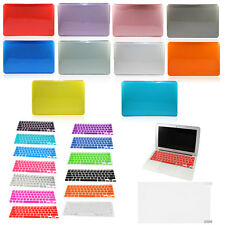 "Crystal Shell Hard Case See-Through Cover For Macbook Pro 13"" 13.3"" A1425 Retina"