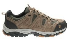 Jack Wolfskin Mens Mountain Attack Hiking Shoe, Waterproof Texapore, Sizes 7-11