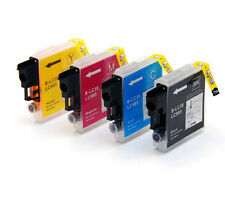ANY 4 LC985 BROTHER Compatible Ink Cartridges (you choose colours)
