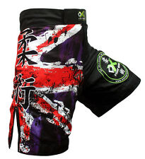 DX Shorts MMA Boxing Muay Thai Grappling UFC Mens Cage Fight