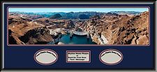 Worldwide Attractions Panoramas Deluxe Framed D/Matted With 2 Photos Opening-New