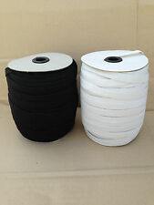 """Knitted Elastic size 1/2"""" for waistbands sleeves underwear skirt"""