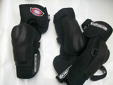 inline hockey skate elbow/ arm guards new old stock small med elbow guards