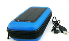 Solar Personal Charging Case Universal Power Bank cell phone tablet ecig iphone