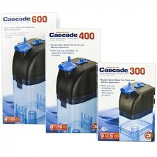 CASCADE 400 600 300 INTERNAL FILTER CIF1 CIF2 CIF3 CIF4 PENN PLAX AQUARIUM