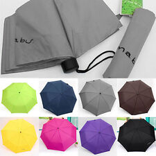 New Portable Windproof Waterproof Mini Folding Umbrella Extension Umbrella