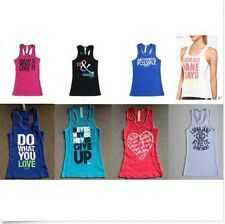 Special Sale!! New Style Lorna Jane Ladies Slim fit Tank Top Singlet XS S M L