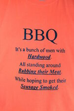 BBQ Pitmasters T-Shirt Very Funny Laugh at your favorite Backyard Smokers KCBS