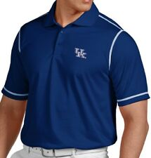 "Kentucky Wildcats Antiqua NCAA ""Icon"" Performance Polo Shirt - Blue"