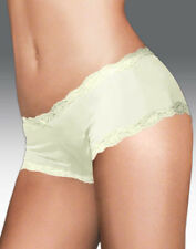 Maidenform Women's Cheeky Flexible Fit Scalloped Lace Hipster. 40837