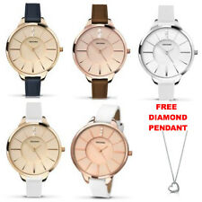Ladies SEKONDA EDITIONS Watches - AS SEEN ON TV - WITH FREE BANGLE!