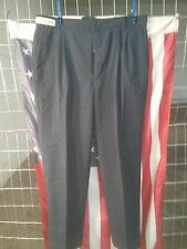 Gray Work Pants by Red Kap - Many sizes- 34 Waist - A Quality - poly/cotton
