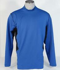Nike Pro Combat Dri Fit Hyperwarm Fitted Long Sleeve Athletic Shirt Mens NWT