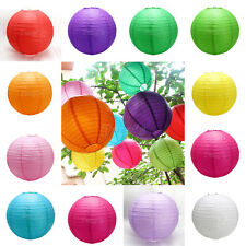 15 pieces Chinese Paper Lanterns Wedding Party Festival Home&Outdoor Decorations
