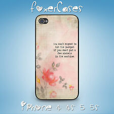 Cute Funny Positive Motivation Quotes Case Cover for iPhone and Samsung Galaxy