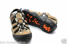 Mens sandals summer beach sporty walking hiking sandals UK 7 8 9 10 11 12