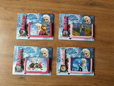 frozen watch wallet spiderman TRANSFORMERS kitty peppa pig princess SNAP ON