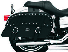 Saddlemen Desperado Slant Large Throw-Over Motorcycle Saddlebags Harley
