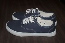 NWOB Men's Mossimo Supply Co. Eston Canvas - Navy - SIZE 8.5-10   - 12