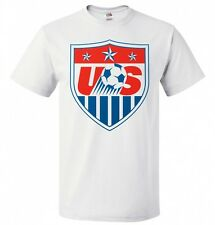 USA 2014 World Cup US Soccer Jersey T-Shirt White