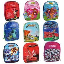 Character Official Backpack Rucksack Bag - Back to School - Holiday