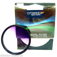 Citiwide CW 52/55/58/62/67/72/77 mm Graduated Purple Color Special Effect Filter