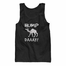 Hump Day - Wednesday - Funny Dope Humor Camel Geico commercial Tank Top NEW