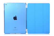 New Tri-Fold Slim Leather Smart Cover Case for iPad Air 5th with Hard Back Case