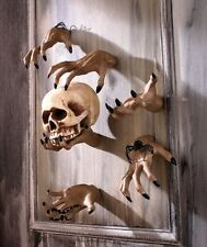 NEW Spooky Creepy Hand Wall Hangers Clawing or Grabbing Halloween Decorations